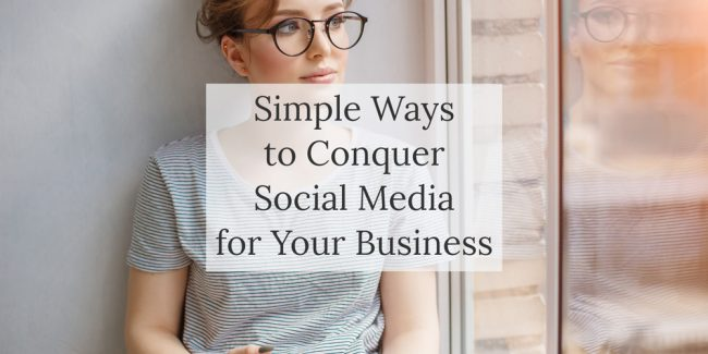 Blog post - How to use social media for your business