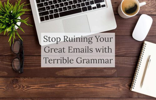 Blog post - How to write a good email