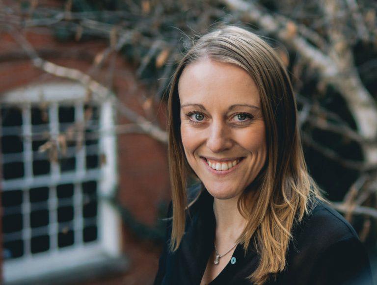 Karina Barker, Toronto's copywiter