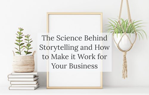 Blog post - How to use storytelling in marketing