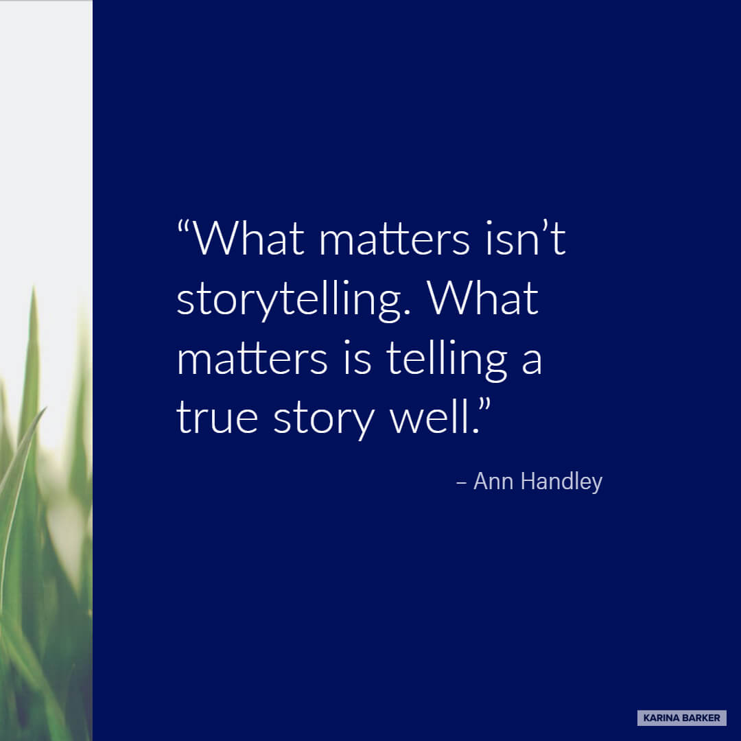 Content Writing Quote - Ann Handley